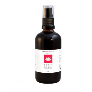White Lotus Hair Restoration Spray