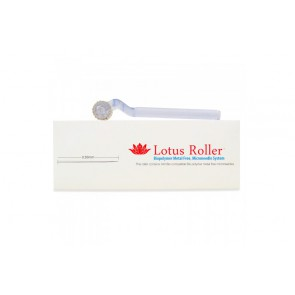 White Lotus Allergivennlig Dermaroller 0.2 mm