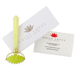 White Lotus Jade Roller Intensiv